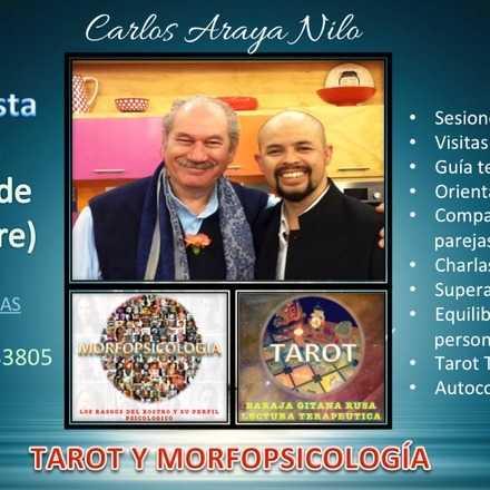 Lectura de Tarot y Morfopsicología (Antofagasta y Calama)