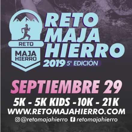 RETO MAJA HIERRO 2019
