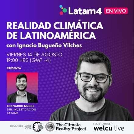 Realidad Climática de Latinoamérica