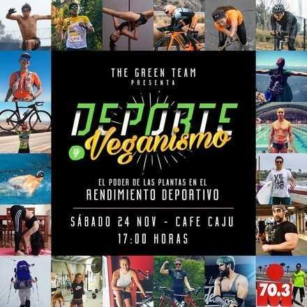 Caju Talks - Veganismo y Deporte de alto Rendimiento