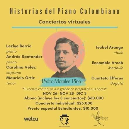 """Concierto 2 """"La Canción original Colombiana"""""""