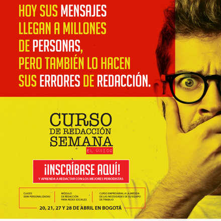 Bogotá, 03, 04, 10 y 11 de agosto