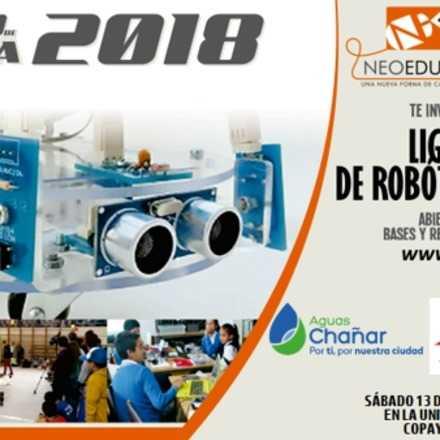 Torneo Robótica octubre en Universidad de Atacama, Copiapó