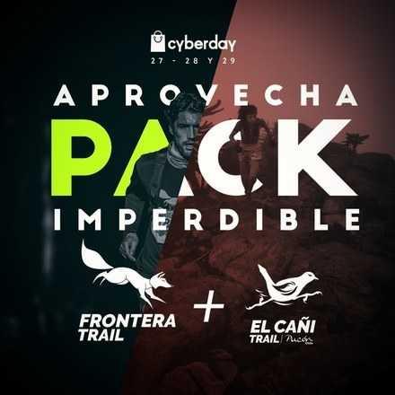 Pack Frontera Trail 2019 + El Cañi Ultra Trail 2020