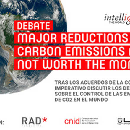 Debate Cambio Climático