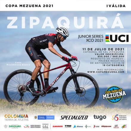 Primera Válida Copa Familiar Mezuena 2021 UCI (WORLD JUNIOR SERIES)