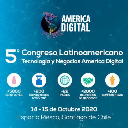 Pago Sponsors  stands America Digital 2020