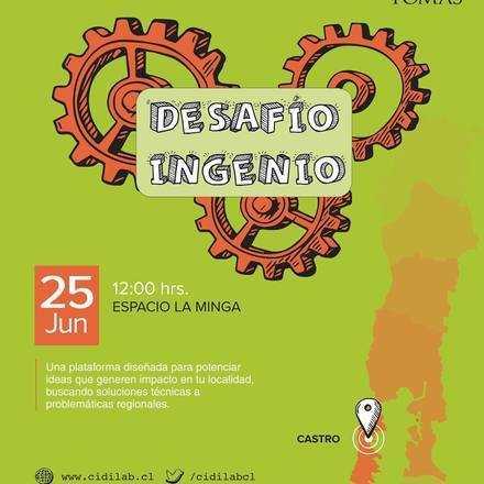 Desafio Ingenio CIDI Lab