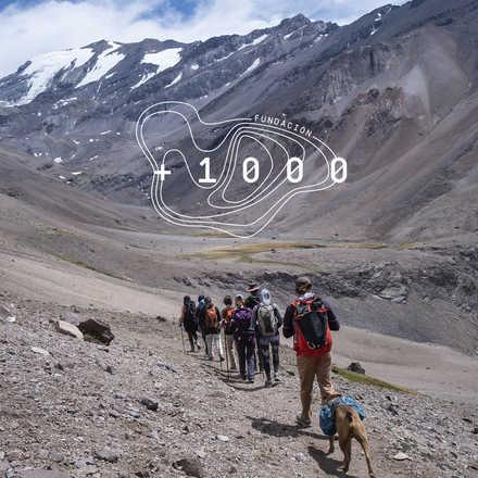 Salidas de Trekking Fundacion +1000