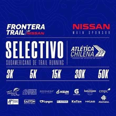 Frontera Trail 2018