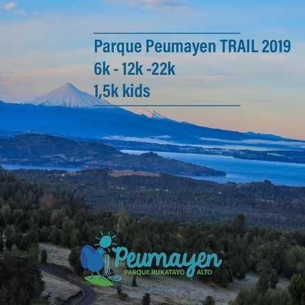 Parque Peumayen TRAIL 2019