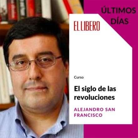 """Curso """"El siglo de las revoluciones"""""""