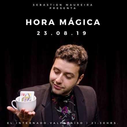 Hora Mágica por Sebastián Maureira
