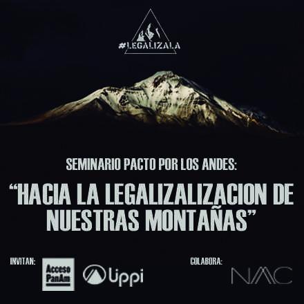 Seminario: Hacia la Legalización de Nuestras Montañas