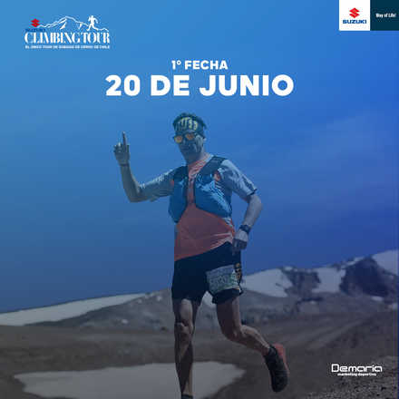 Suzuki Climbing Tour 1era fecha,