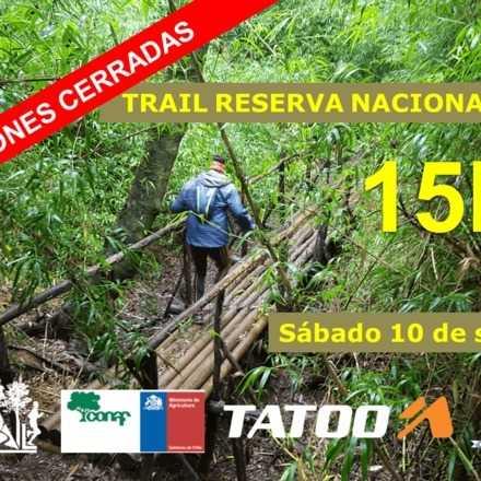Trail Reserva Nacional Nonguen