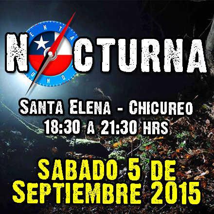 Fecha Extra, Orientatlón Nocturna 2015
