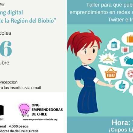 Redes Sociales Concepción