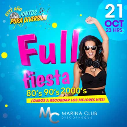 La Full Fiesta en MC