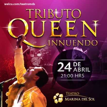 Tributo a Queen con Innuendo