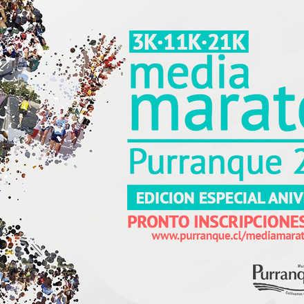 Media Maratón Purranque 2018
