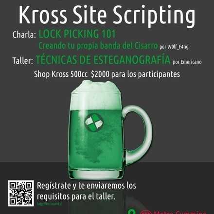 KROSS Site Scripting - 01-09-2018