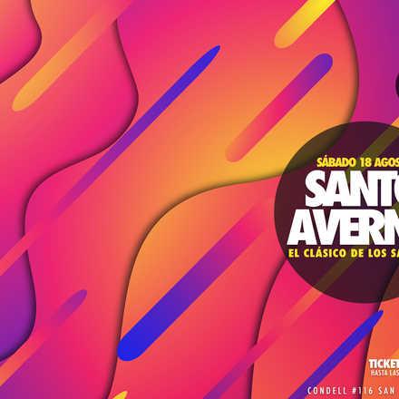 SANTO AVERNO / CLÁSICO DE LOS SÁBADOS