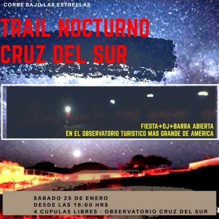 Trail Nocturno Cruz del Sur