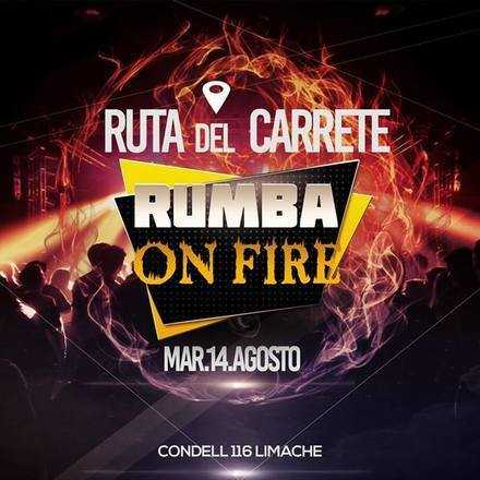 Santo Averno / Ruta del Carrete Rumba On Fire