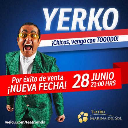 Yerko al Poder Recargado 2