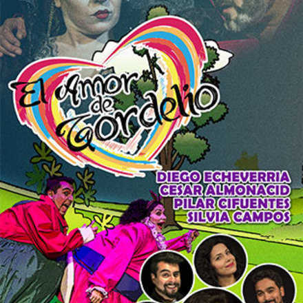 """""""EL AMOR DE GORDELIO"""" En Teatro la Cisterna"""