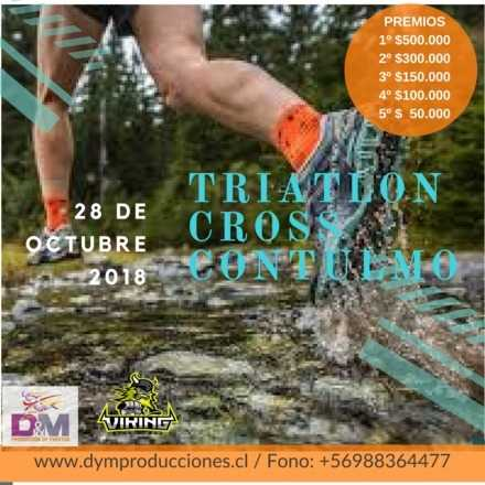 Triatlon Cross Contulmo 2018