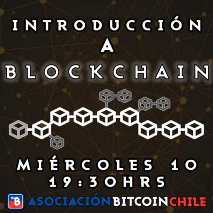 Introducción a Blockchain - 10 de Julio