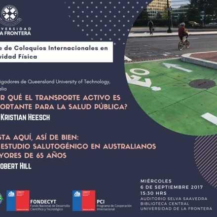 Coloquio Internacional en Actividad Física y Salud Pública de Septiembre