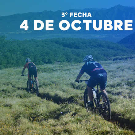 Suzuki Mountain Bike Tour 3era fecha
