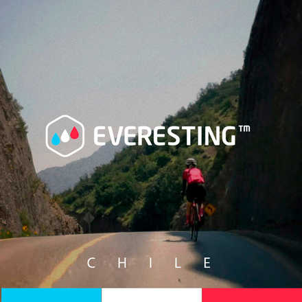 Everesting Chile