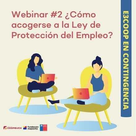 Webinar#2 E3Coop en contingencia ¿Cómo acogerse a la Ley de Protección del Empleo?