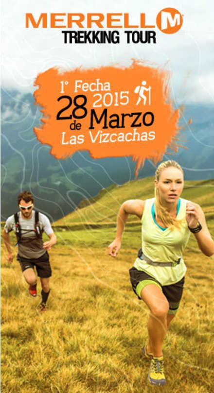 Merrell Trekking Tour 1era Fecha 2015