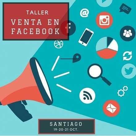 Taller Promoción y Venta en Facebook Santiago