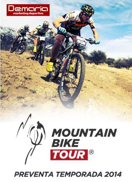 Mountain Bike Tour 1ª FECHA 2014, Domingo 16 de Marzo