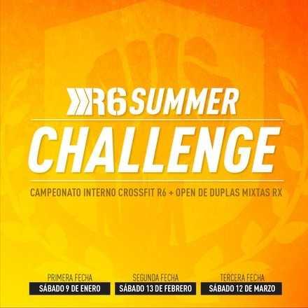 R6 Summer Challenge - 1º Fecha