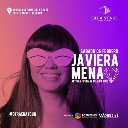 Javiera Mena en Puerto Montt @ Sala Stage