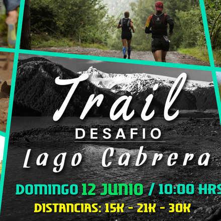 Trail Lago Cabrera