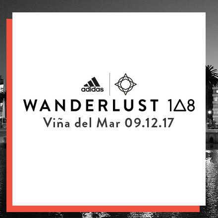 Wanderlust 108: Viña del Mar 2017