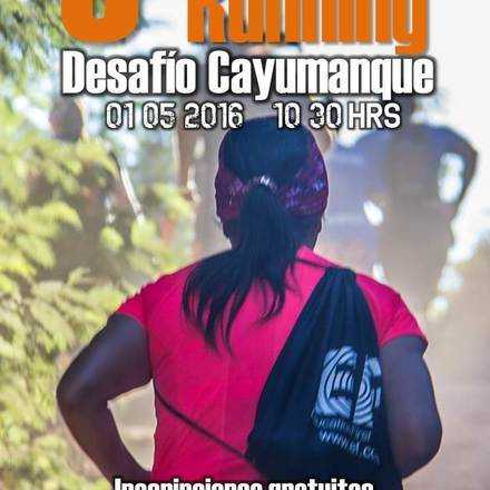 3° Trail Running Desafío Cayumanque 2016