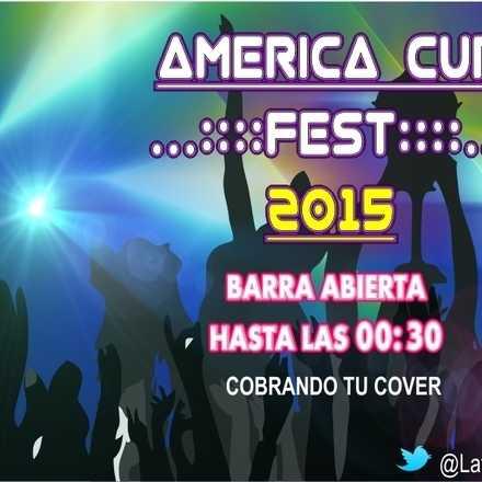 AMERICA CUP FEST