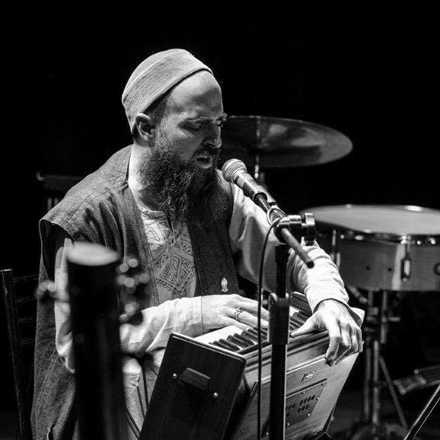 Sufi Mantras en Antiteatro del Bellas Artes