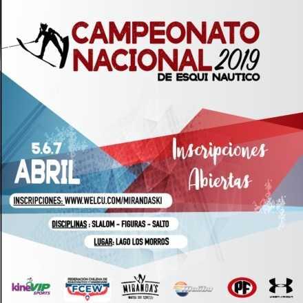 Campeonato Nacional 2019