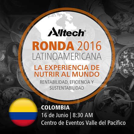 Ronda Latinoamericana 2016 de Alltech Colombia