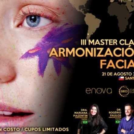III Master Class Armonización Facial